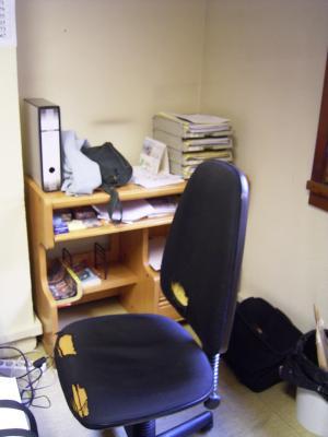 De la oficina de l´argana a la del centro de oviedo pero, eso sí, sin perder glamour