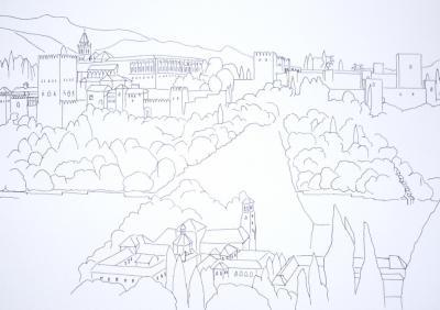 Proceso de la Alhambra fase I